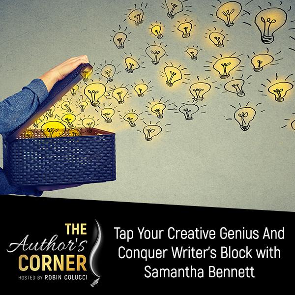 TAC 5 Samantha Bennett | Creative Genius