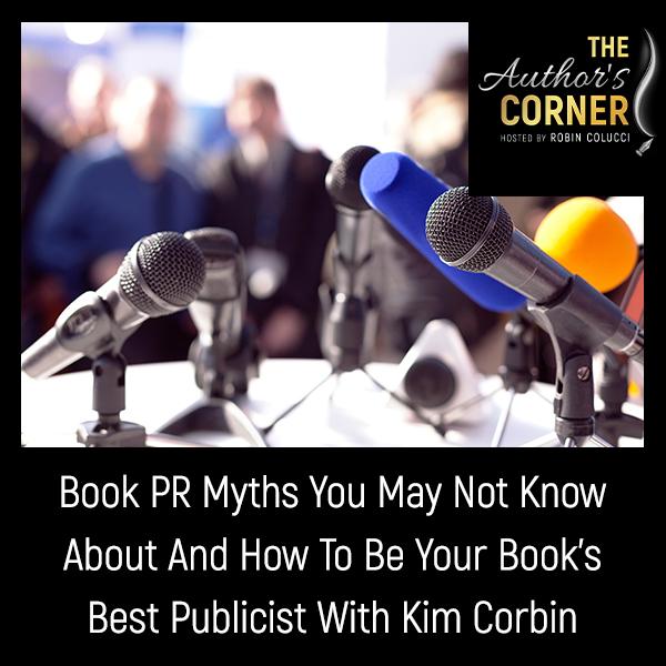 TAC Kim Corbin | Book PR Myths
