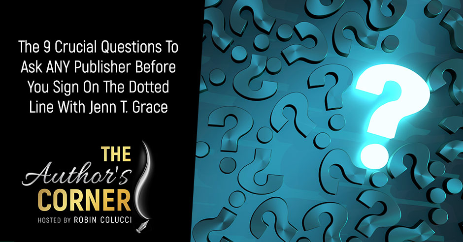 TAC Jenn   Questions To Ask Publishers
