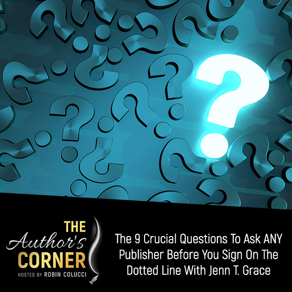 TAC Jenn | Questions To Ask Publishers