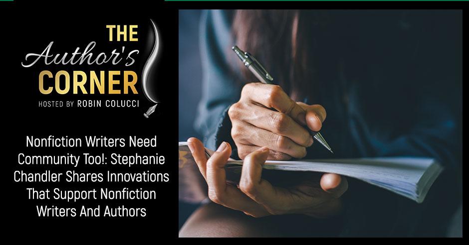 TAC Stephanie   Nonfiction Writers Community