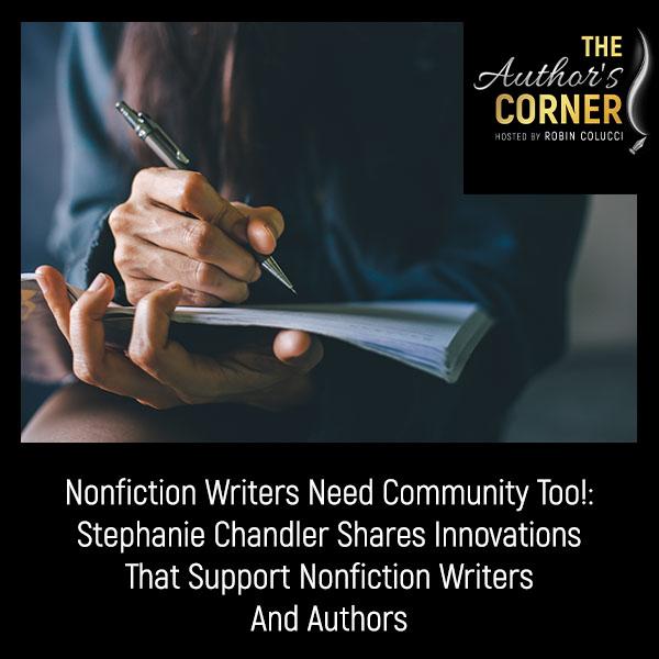 TAC Stephanie | Nonfiction Writers Community
